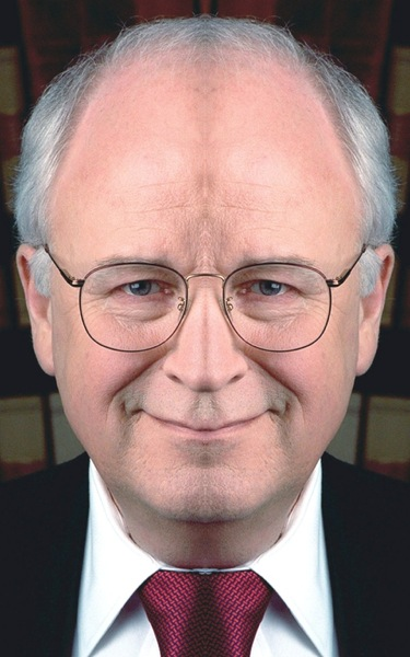 Cheney Left